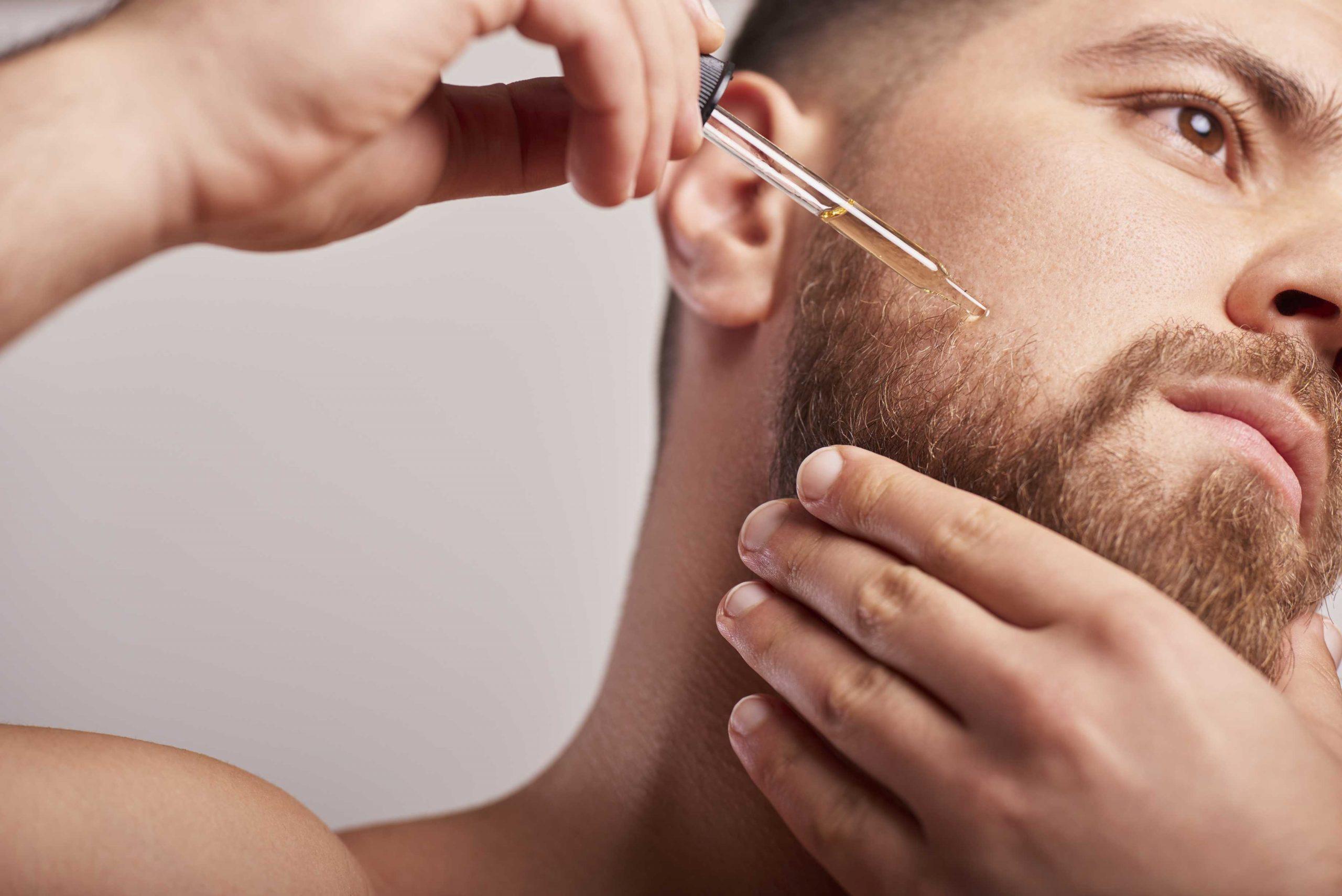 Men's Services Burleson, TX   Keravive Beard treatment Burleson, TX